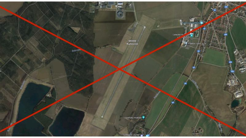 letiště Kunovice